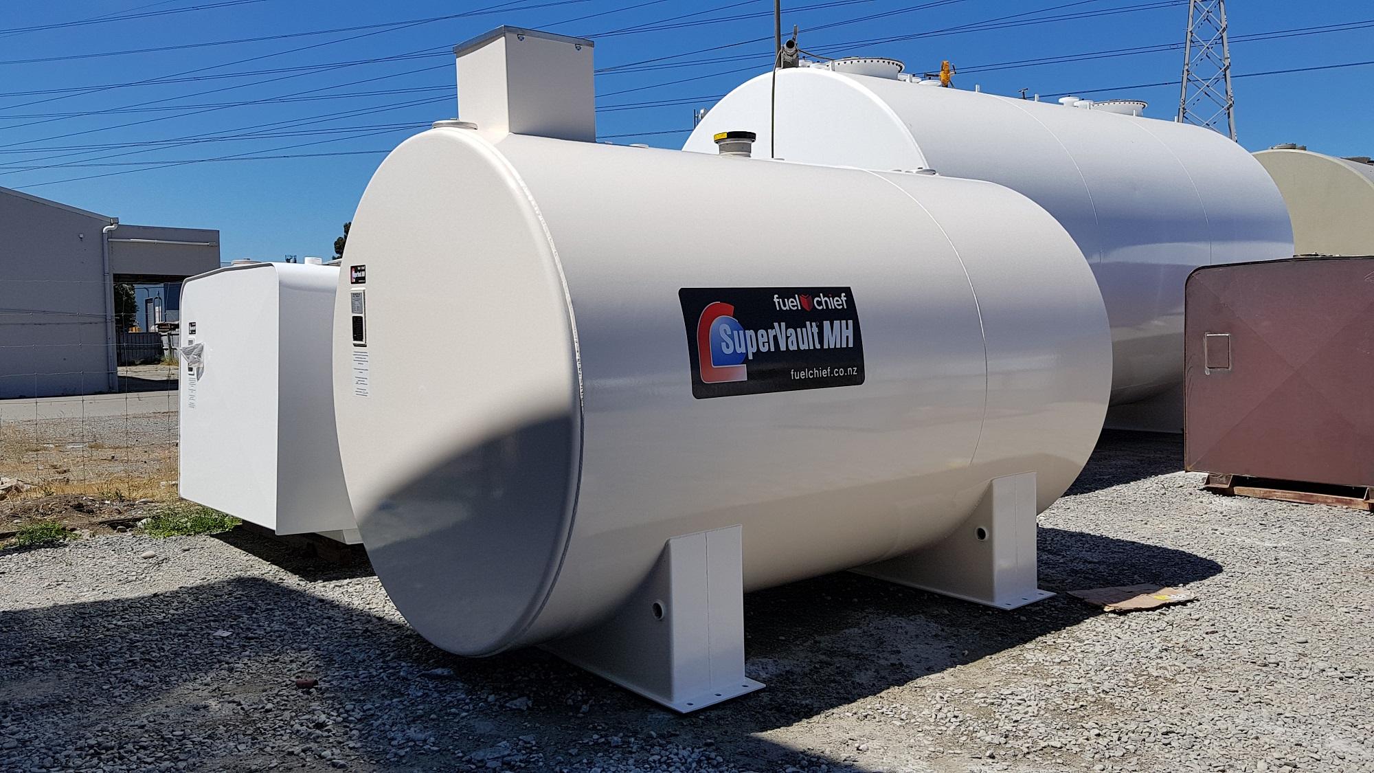 Supervault Mh Fuel Tank Aviation Tanks Fuel Storage